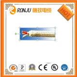 6/10 chilovolt 3 di memoria del conduttore XLPE dell'isolamento di PVC del rivestimento di cavo elettrico di rame