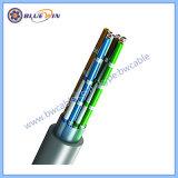Câble téléphonique 100 paires cw1308 PVC Téléphone interne câble blindé Câble téléphonique