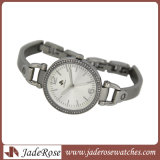 Klassische Armbanduhr der Art-Uhr-Dame-Fashion Quartz Watch Stainless Wteel