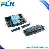 FTTX FTTH Fiber Optic Splice Enclosure Fosc Horizontal Type