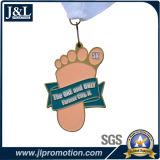 Medaille van de Sporten van het Ontwerp van de klant de Glanzende Gouden met de Prijs van de Fabriek
