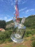 De de draagbare Rokende Waterpijpen van het Glas/Wasfles van het Glas