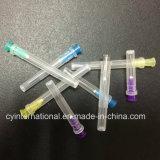 Ago sterile 24G della siringa dell'ago ipodermico per l'ospedale con Ce