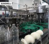 Embotelladora de relleno grande del agua de botella de 5 litros