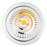 5W/8W de alta Lumen Sharp COB 2700K foco LED