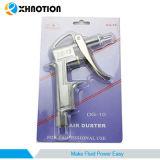 Чистка пушки сыпни воздуха пушки дуновения воздуха дает полный газ пушке брызга 20mm воздуха