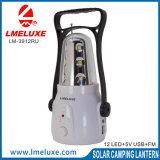 Cuerpo ABS Portable de emergencia de LED de luz de la radio