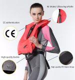 Vest van het Drijfvermogen van de goede Kwaliteit het Persoonlijke met Fluitje die voor het Zwemmen snorkelen