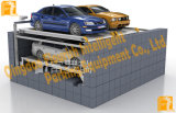 Автоматическое оборудование стоянкы автомобилей автомобиля головоломки Muti-Слоя (3-6 слоев)