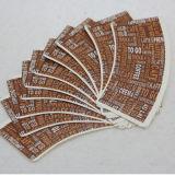 Le ventilateur économique de cuvette de papier avec conçoivent en fonction du client pour le café/thé