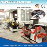 Einzelne Wand-gewölbter Rohr-Produktionszweig, Draht/Kabel-schützender Rohr-Extruder