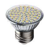 E27 de mazorca de alta potencia LED regulable Spotlight
