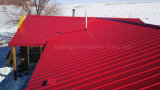 Color Coated Roofing Metal Anti Corrosion Trapezoidal PPGI Steel Sheets