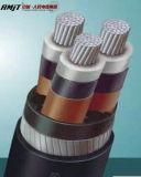 Kupfernes oder Aluminiumkabel des leiter-PVC/XLPE