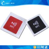 Resistente al agua 13.56MHz Ntag213 Etiquetas NFC de compra