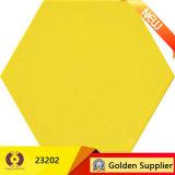 タイルの建築材料の床タイル(23200)のために陶磁器ホーム装飾の無作法な六角形
