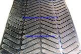 De m-gevormde Antislip LandbouwMat van de Vloer van de Box van het Varken/van het Paard/van de Koe Rubber met Toevoeging