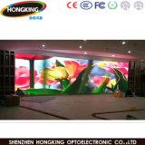 Alta velocità di rinfrescamento per colore completo dell'interno P3 che fonde sotto pressione la visualizzazione di LED