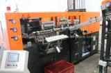 Maquinaria plástica del moldeo por insuflación de aire comprimido de la botella del jugo automático