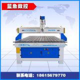 Самый лучший деревянный высекая маршрутизатор CNC 3D с шпинделем охлаждения на воздухе от маршрутизатора CNC Jinan для алюминия