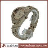 Horloge van de Manier van het Horloge van het Kwarts van het Merk van de Luxe van polshorloges het Eenvoudige Waterdichte