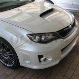 Silbriges weißes helles Perlen-Pigment-Glimmerpulver des Glanz-10151 für Auto-Lack