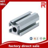 Extrusion en aluminium/en aluminium profile le profil normal de salle d'exposition (RAL-224)
