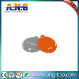 Tag Epoxy clássico da forma redonda S50 RFID