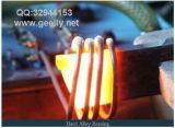 鋼鉄15kw高性能の誘導加熱機械への暖房の溶接のろう付けの炭化物
