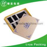 Venda por grosso de embalagens de papel de luxo elegante caixa de oferta de produtos cosméticos