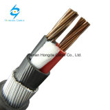 PVC 1kv ou Inflaming isolado XLPE retardando o fio da baixa tensão