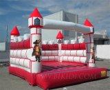 2015 heißes preiswertes aufblasbares federnd springendes Schloss, Luft-Prahler-aufblasbare Trampoline, Luft-Ballone