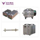 Pequeño tamaño de la máquina de corte por láser de CO2 de 30W el tubo de Laer Guangzhou