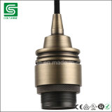 Supporto della lampada del metallo della vite di Edision dell'annata per le lampadine E27