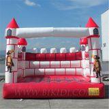 2015 castello di salto rimbalzante gonfiabile poco costoso caldo, trampolino gonfiabile del Bouncer dell'aria, aerostati di aria