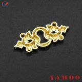 高品質の衣類のためのカスタムロゴの札の金属のラベル