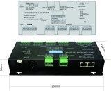 DMX512 decoder 8CH*10A met 8 bits/met 16 bits
