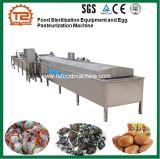 食糧殺菌装置および卵の低温殺菌機械