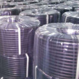 Sauerstoff-Acetylen-Zwilling, der industriellen Gummischweißens-Schlauch schweißt