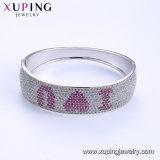 52013 Xuping Fashion Heart-Shaped Romantic Bangle