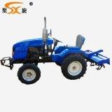 mini trattore agricolo 12-20HP con l'attrezzo di Rotaty per l'azienda agricola usata