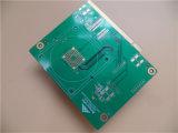 Placa PCB 0,8mm de espessura de uma placa de alumínio5052 testes placa nua