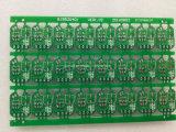 2 PWB de doble cara del aluminio de la tarjeta de circuitos de la capa Fr4