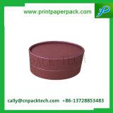 高品質の熱い押すロゴの装飾的な包装のカスタム口紅ボックス卸売