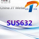 SUS632 Staaf/Plaat/Pijp van het Roestvrij staal van de precipitatie de de de Verhardende