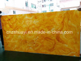 Дешевый нутряной искусственний мрамор для панели украшения стены