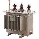 100%の銅オイルによって浸される分布の変圧器