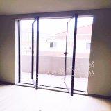 Außenentwurfs-bearbeitetes Eisen-Doppelter Eintrag-Türen mit ausgeglichenem Glas