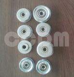 ISO9001 стальной корпус нажат роликовый подшипник лентопротяжного ролика