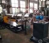 HDPE extrusionadora de un solo husillo de la máquina de peletización
